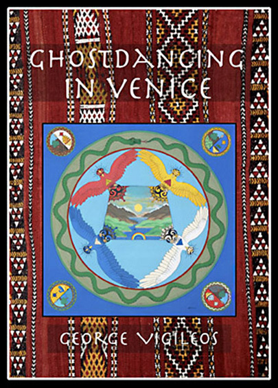 ghostdancing in venice cover art